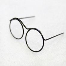 미니동글이안경-폭3cm,다리길이2cm